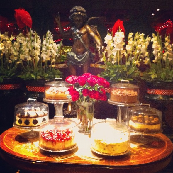 Dessert Table - Filomena Ristorante, Washington, DC