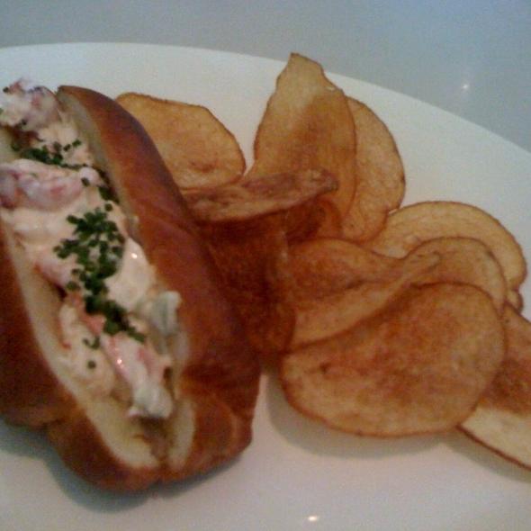 Lobster Roll (Sandwich) - ASTI Trattoria, Austin, TX
