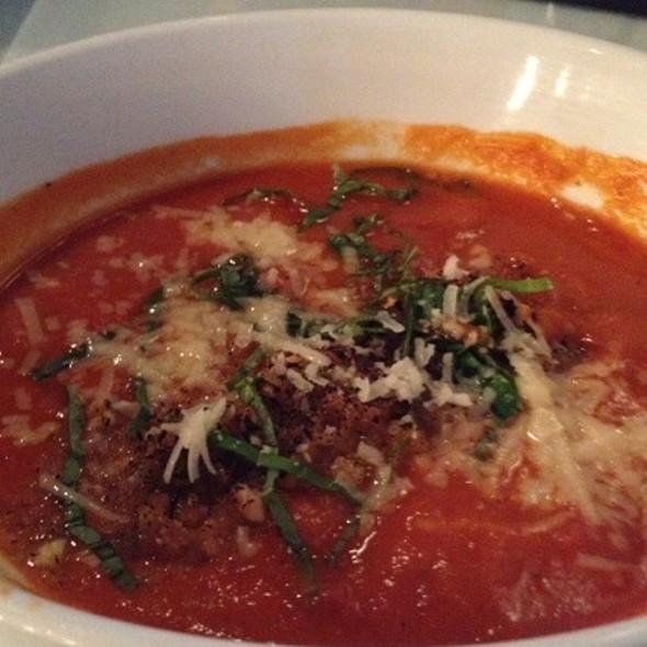 Thai Tomato Soup - Eurasia Cafe & Wine Bar - Virginia Beach, Virginia Beach, VA