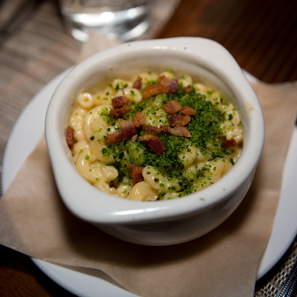 Mac & Cheese with Crispy Bacon - Rye - Leawood, Leawood, KS