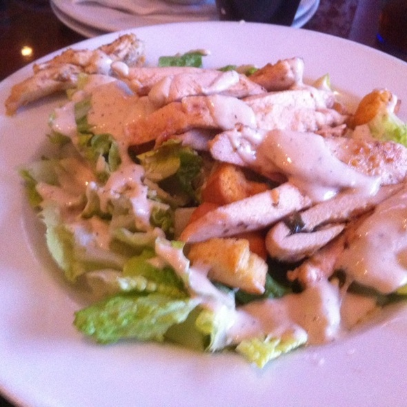 Chicken Ceasar Salad with Dressing On The Side - Dino's Italian Restaurant & Lounge - Corbin, Corbin, KY