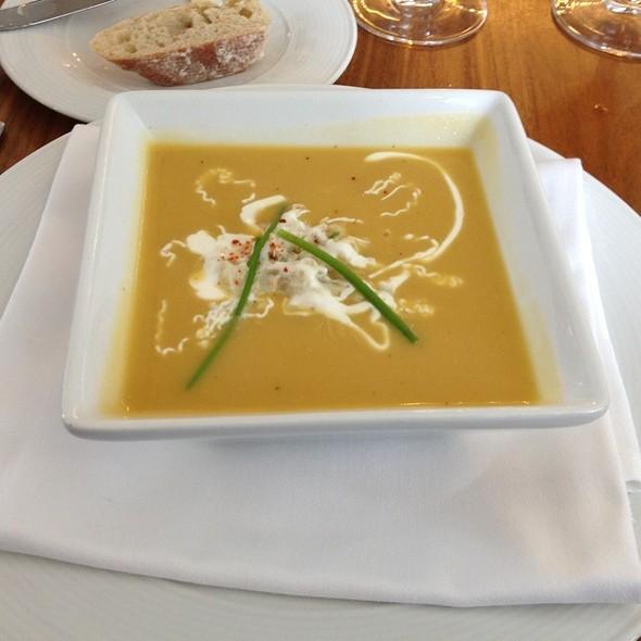 Crab Soup - Cafe Du Parc, Washington, DC