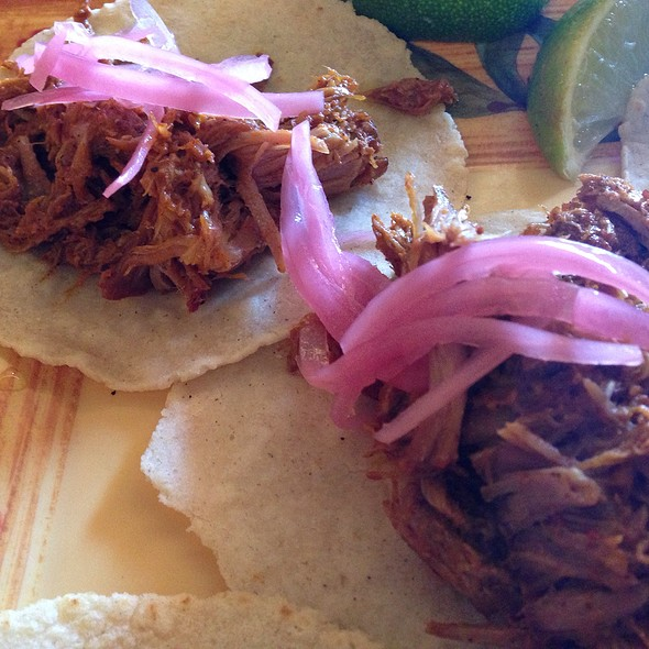 Cochinita Pibil - Machete Tequila + Tacos, Denver, CO