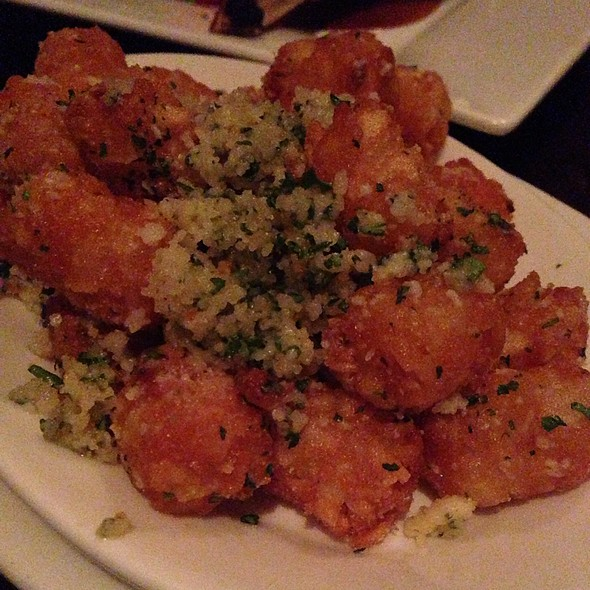 Truffled Tater Tot - Steakhouse 85, New Brunswick, NJ