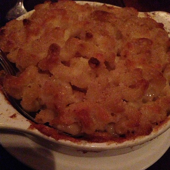 Macaroni and Cheese - Steakhouse 85, New Brunswick, NJ