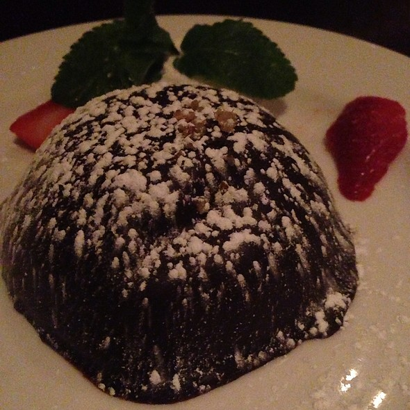 Chocolate Peanut Butter Bomb - Steakhouse 85, New Brunswick, NJ