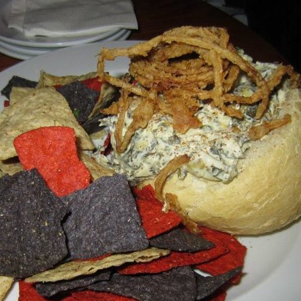 Spinach And Artichoke Dip - Kitchen Bar, Abington, PA