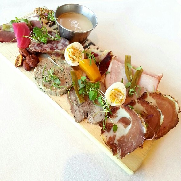 Charcuterie Board - Ravine Vineyard Winery Restaurant, Niagara-on-the-Lake, ON