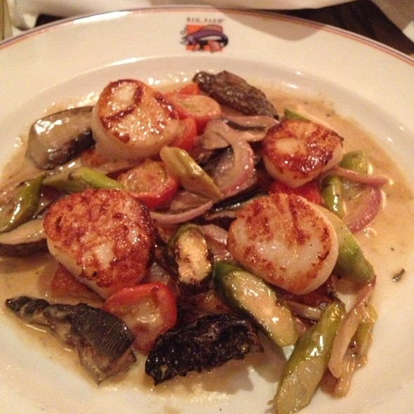 Seared Diver Scallops - Big Fish - Dearborn, Dearborn, MI