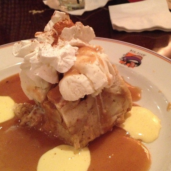 Cinnamon Bread Pudding - Big Fish - Dearborn, Dearborn, MI