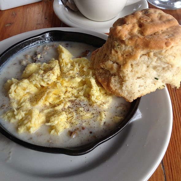 Biscuits & Gravy - The General Greene, Brooklyn, NY