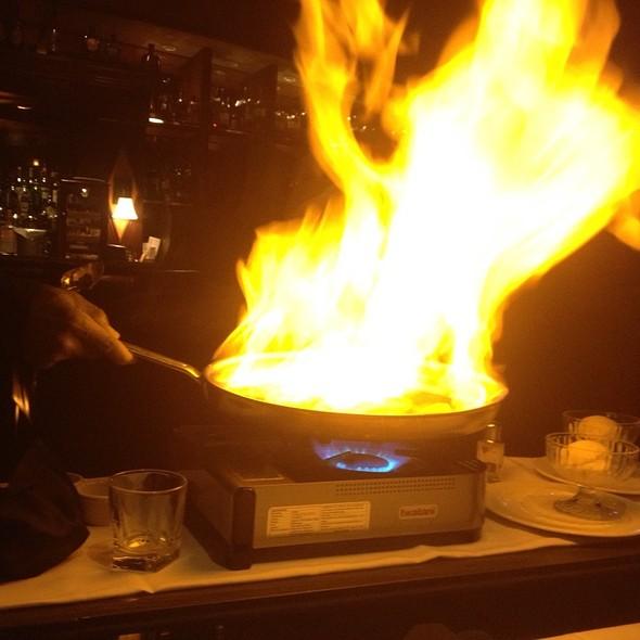 Bananas Foster - Cabernet Steakhouse, Alpharetta, GA
