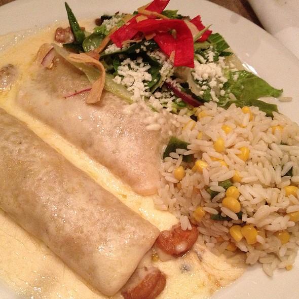 Enchilada Del Mar - Paloma Blanca Mexican Cuisine, San Antonio, TX