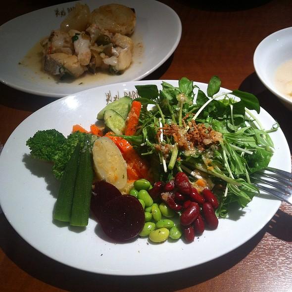 Salad Buffet Lunch - Barbacoa Churrascaria Shinsaibashi, Chuo-ku, Osaka-shi, Osaka