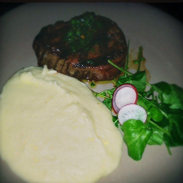 Filet Mignon - The Cannery, Newport Beach, CA