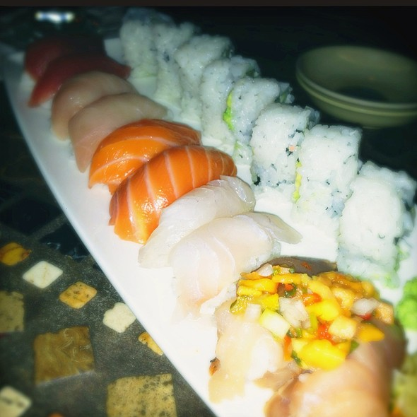 Assorted Sushi - The Cannery, Newport Beach, CA