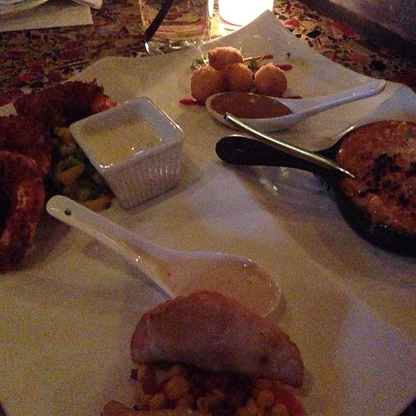 Appetizers deal - Banc Cafe, New York, NY