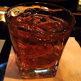Bourbon - The Capital Grille - Milwaukee, Milwaukee, WI