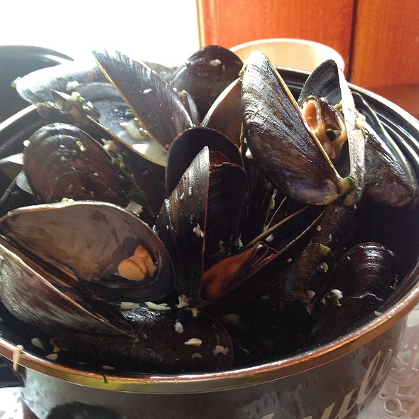 Moules Frites - Cafe Du Soleil, New York, NY