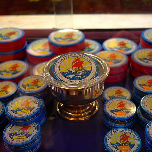 Caviar - Petrossian - New York, New York, NY