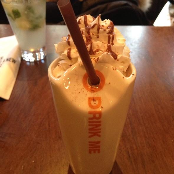 Chocolate Milkshake - Max Brenner - Philadelphia, Philadelphia, PA