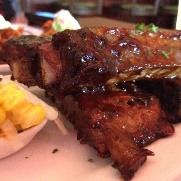 Ribs - Broadway Grill, Burlingame, CA