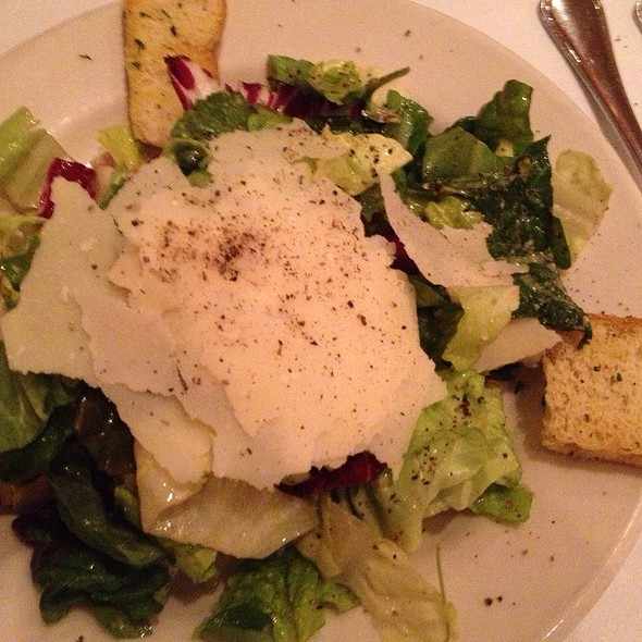 Caesar Salad - Il Fornaio - Irvine, Irvine, CA
