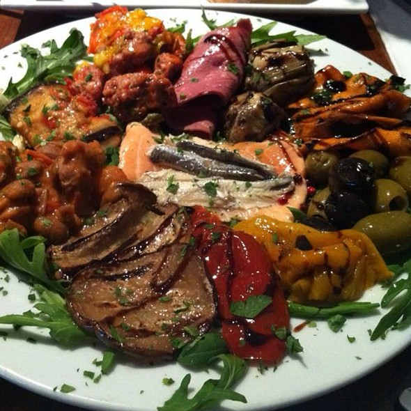 Antipasto Misto - Santore Restaurant, London