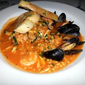 Seafood Stew - Portofino, Atlanta, GA