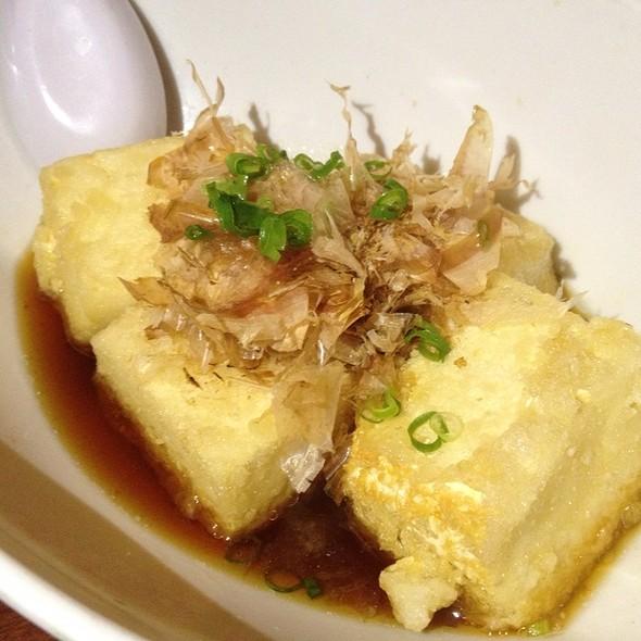 Agadashi Tofu - Shokudo - Honolulu, Honolulu, HI