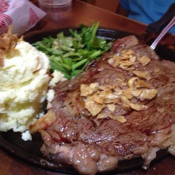 Garlic Steak - Shokudo - Honolulu, Honolulu, HI