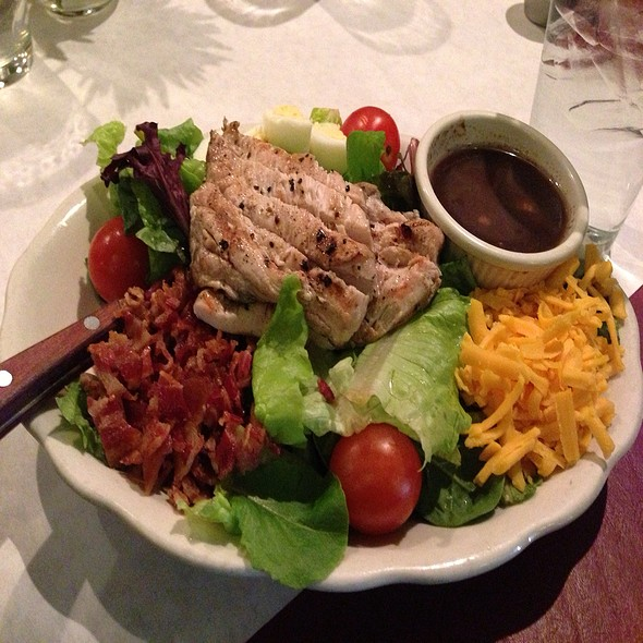 Cobb Salad - The Majestic Restaurant, Kansas City, MO