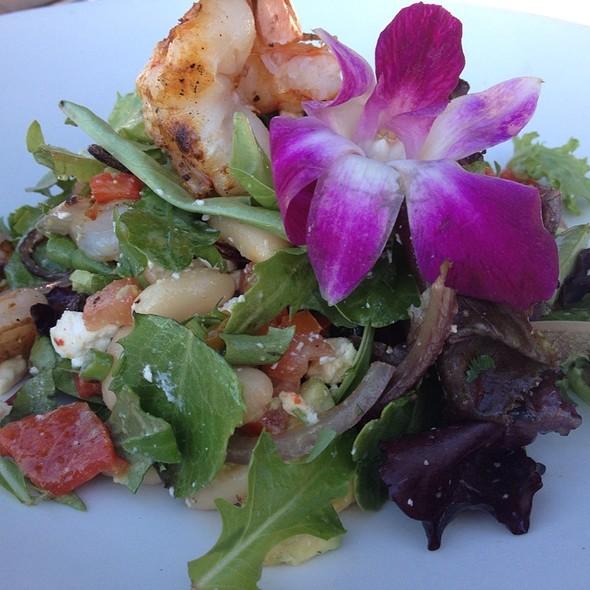 Insalata Con Gamberi - Vigilucci's Seafood & Steakhouse, Carlsbad, CA