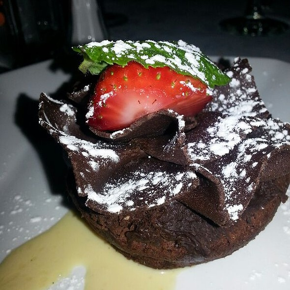Chocolate Truffle Cake - La Maquette, Toronto, ON