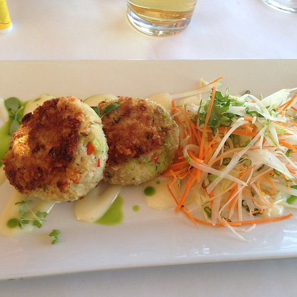 Crab Cakes - Wave Seafood & Steak at Danford's Hotel, Marina & Spa, Port Jefferson, NY