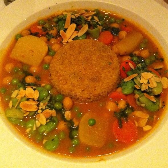 Couscous Of Quinoa - Au Midi Restaurant & Bistrot, Aptos, CA