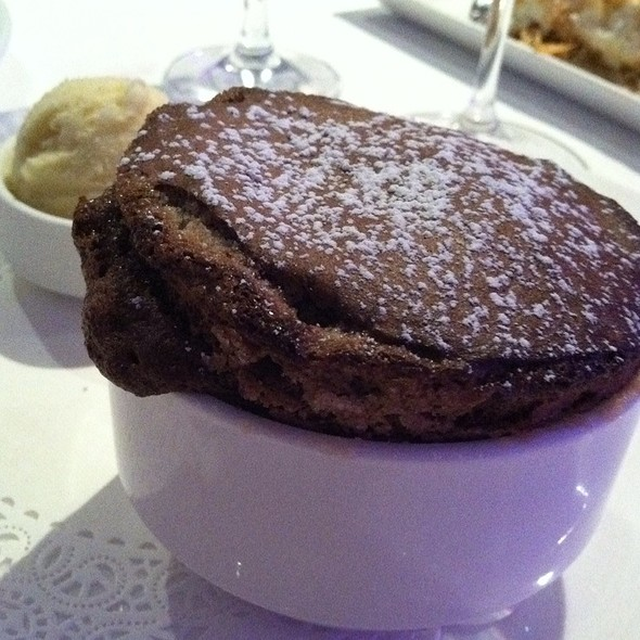 Chocolate Souffle - Valbella Midtown, New York, NY