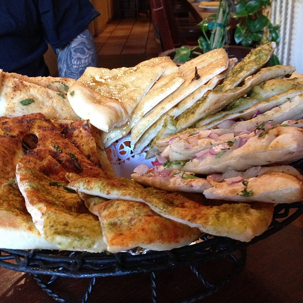 Breads Basket - India Restaurant, Providence, RI