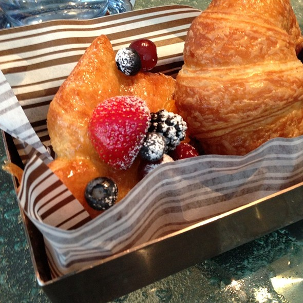 Assorted Pastries - Café Boulud, Toronto, ON