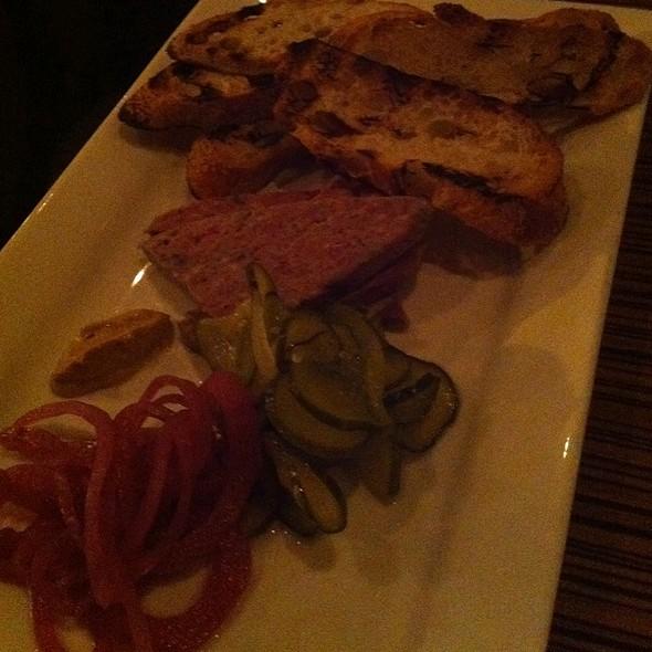 Pork Pate - The Black Pig, Cleveland, OH