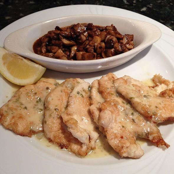 Chicken Picatta - Smitty's Grill, Pasadena, CA