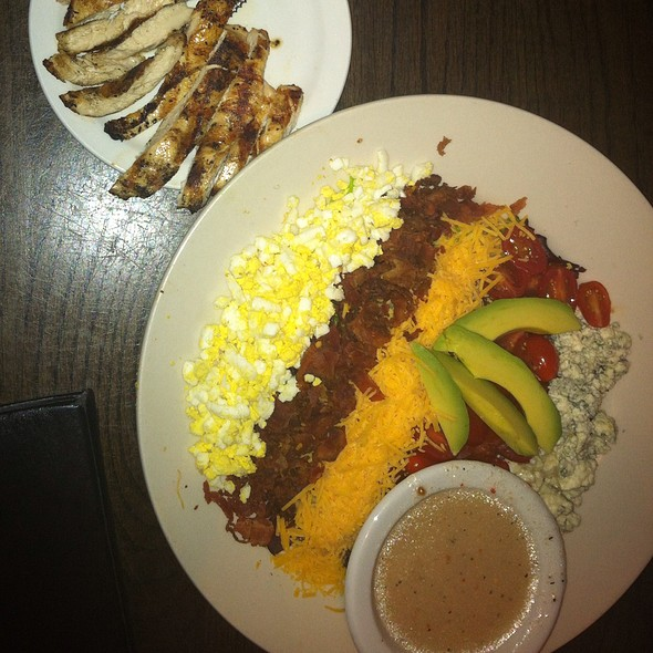 Cobb Salad - Darfons Restaurant and Lounge, Nashville, TN