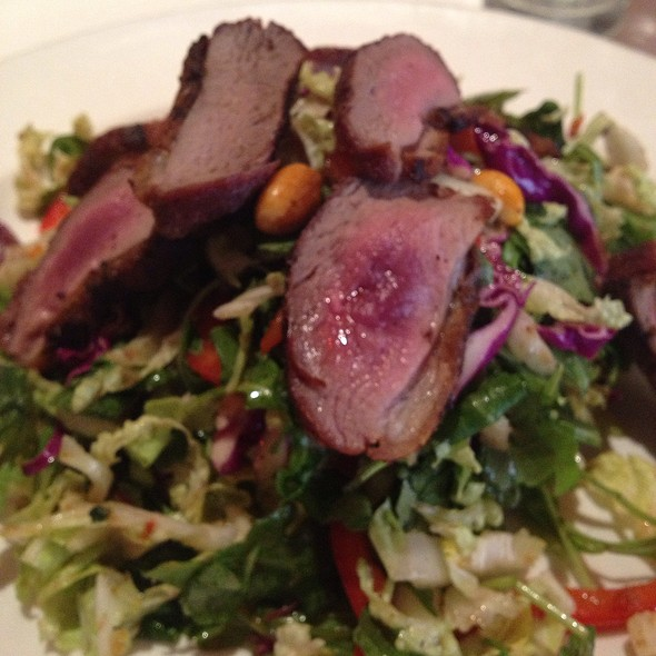 Crispy Duck Salad - Hi Life Restaurant, Norcross, GA