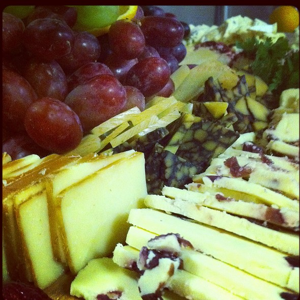 Cheese Board For Private Event - Caffe Molise, Salt Lake City, UT
