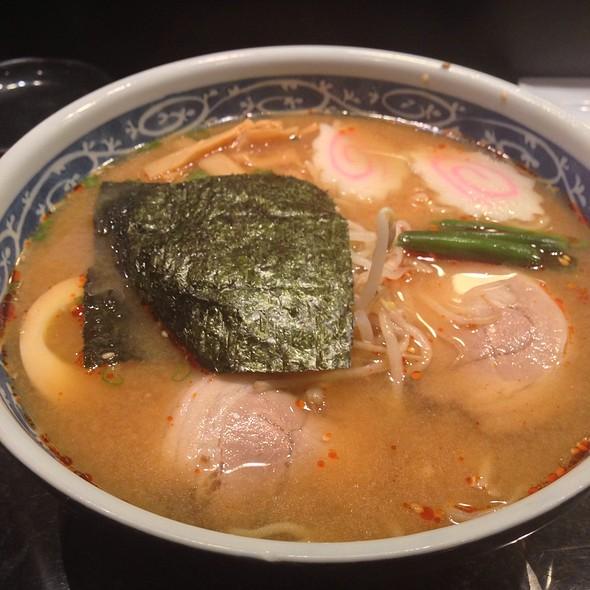 Miso Ramen - Jinbeh Japanese Restaurant, Irving, TX