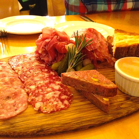 Michel's Charcuterie Plate - Central Michel Richard, Washington, DC