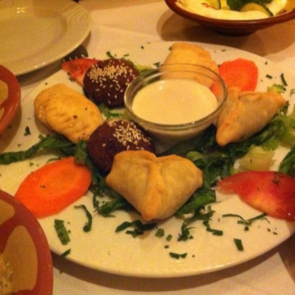 Starters - Du liban - Libanon Restaurant, Frankfurt am Main, HE