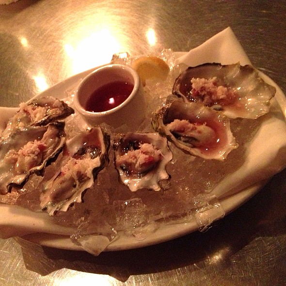 Pacific Oysters - Southpark Seafood, Portland, OR