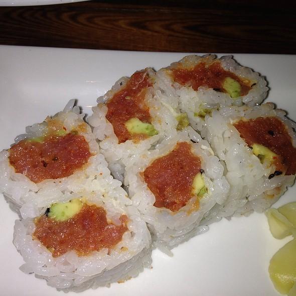 Spicy Tuna Roll - Wokcano - Valencia, Valencia, CA