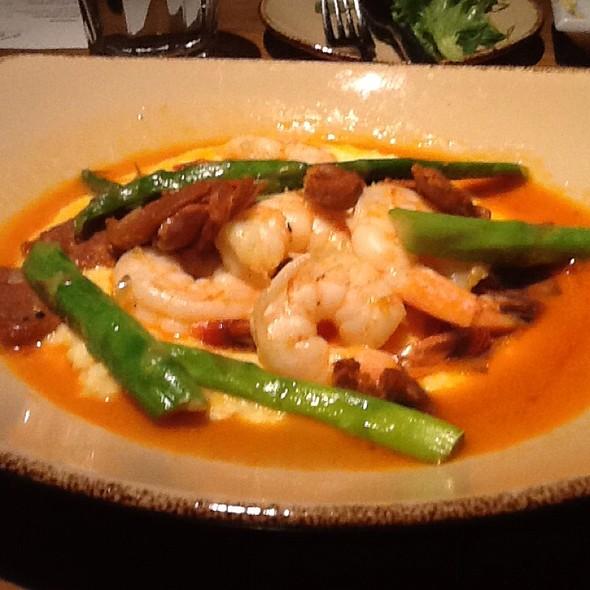 Shrimp & Grits - Texas Spice, Dallas, TX